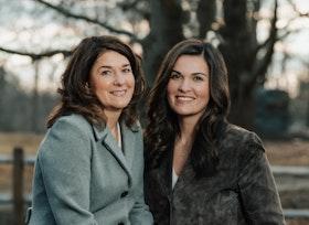 Team Reis    *Carolyn and Adriana*