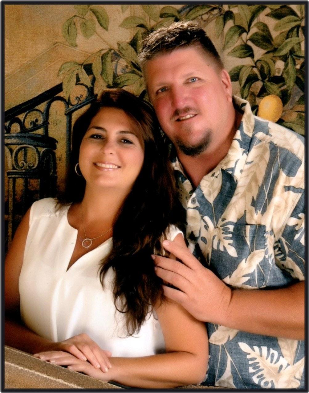 Deborah and Paul Centella