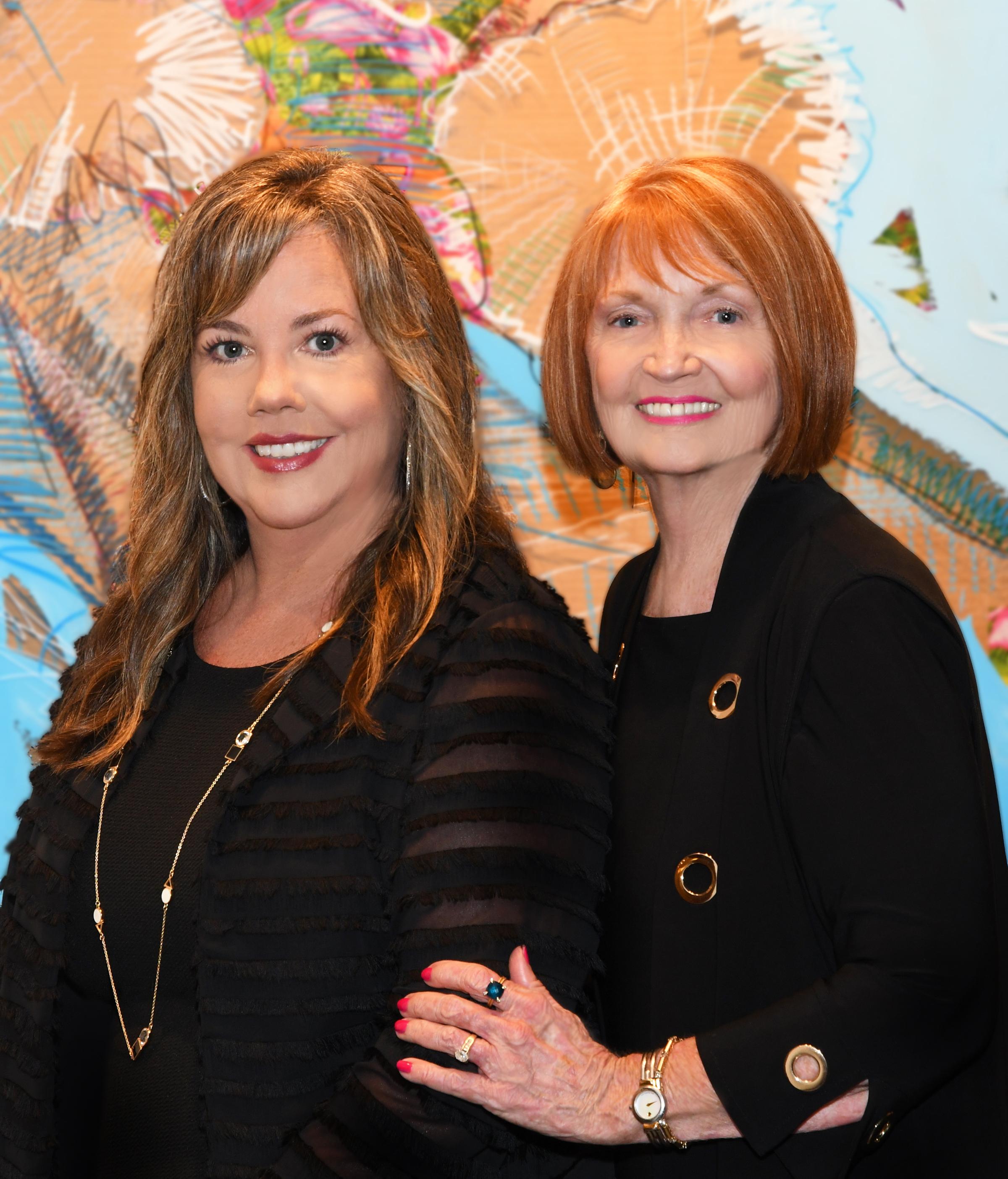 Maureen Serrano  & Pat McMillan