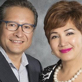 Octavio Garduno & Ivonne Valdes