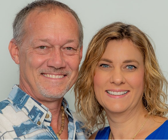 The Frommann Team -  Paul and Beth